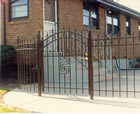 Custom Pedestrian Gate